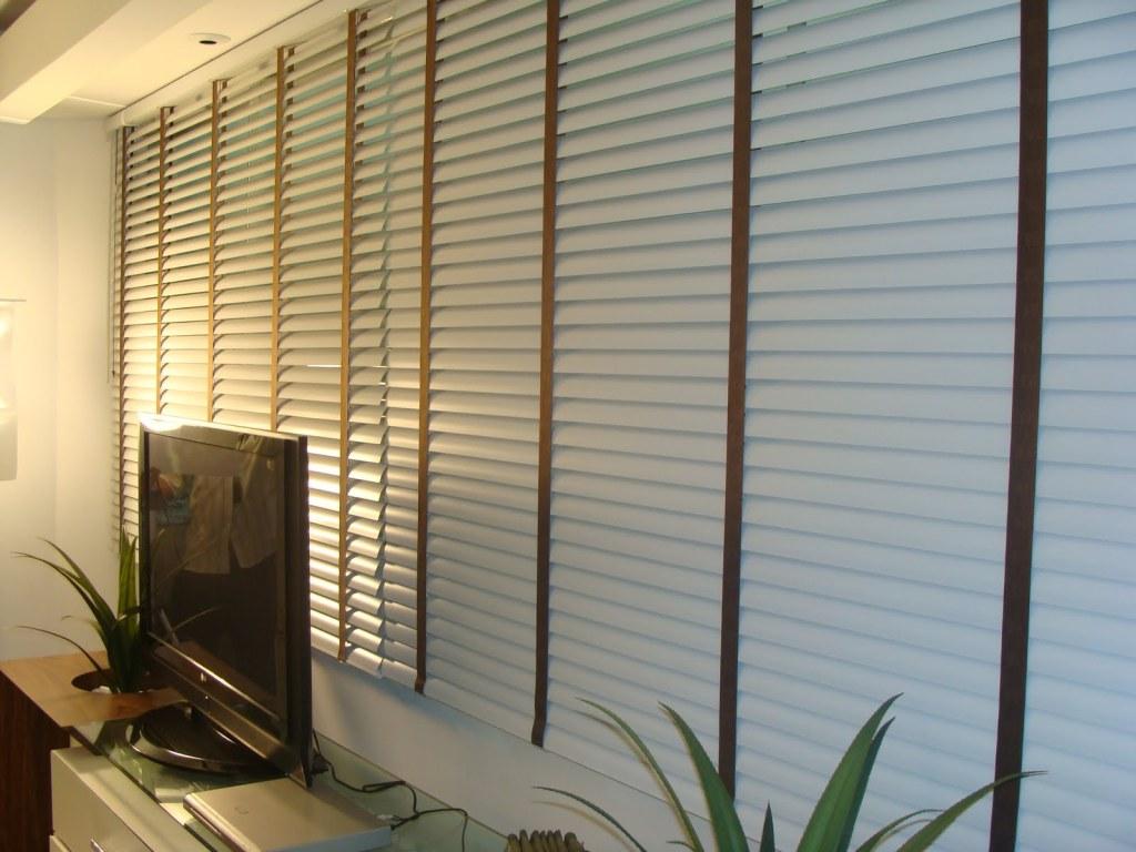 Persiana horizontal de alum nio 50mm cortinas bh - Persianas de aluminio ...