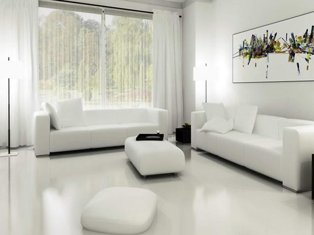 cortina ambiente claro