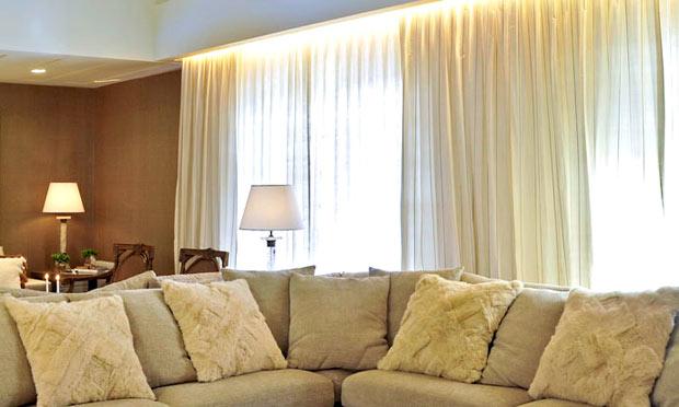 Cortinas para sala qual o modelo ideal cortinas bh - Diferentes modelos de cortinas para sala ...
