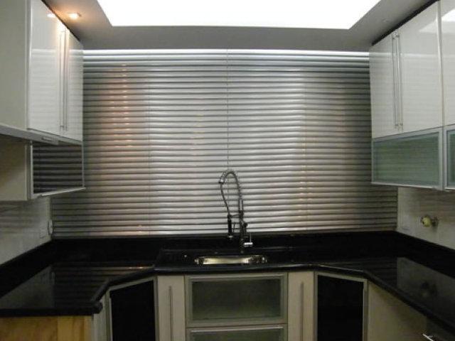 Persiana de Aluminio 50 mm para Cozinha