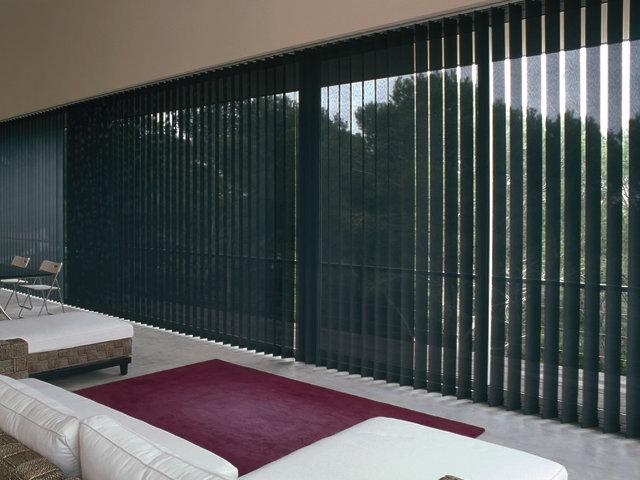 Persiana vertical cortinas bh persianas bh - Estores para balcones ...