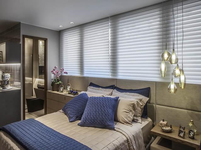cortina nouvelle para quarto do casal