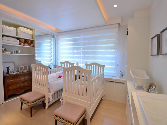cortina nouvelle quarto do bebe