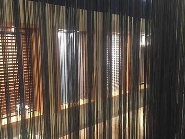 cortina string