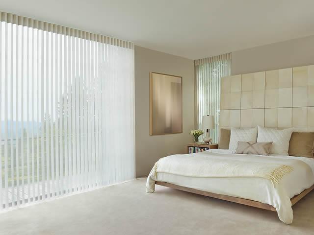cortina vertivision para quarto do casal