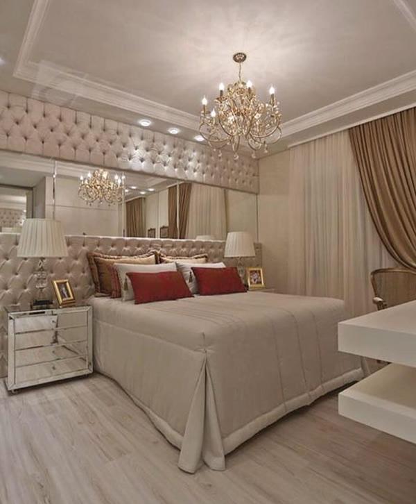quarto de casal classico